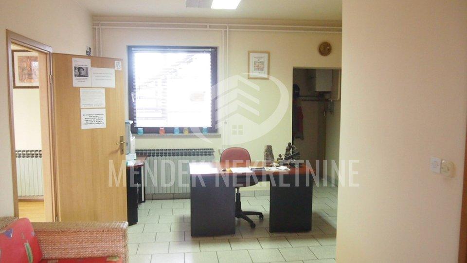 Commercial Property, 120 m2, For Rent, Varaždin - Centar