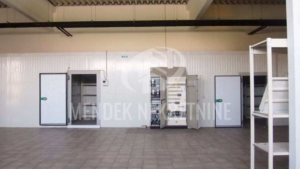 Commercial Property, 1404 m2, For Rent, Prelog