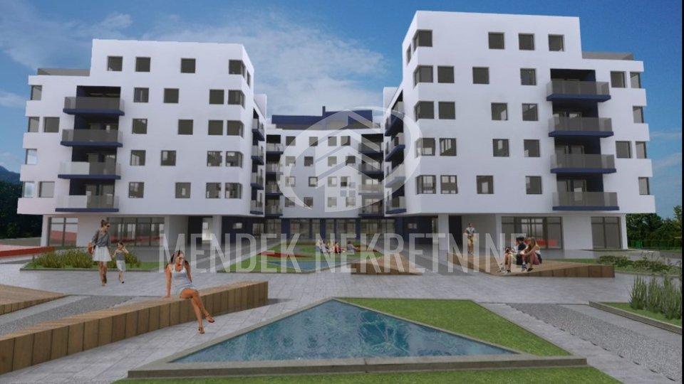 Wohnung, 71 m2, Verkauf, Varaždin - Vilka Novaka