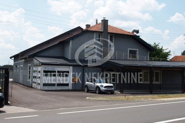 Commercial Property, 1000 m2, For Sale + For Rent, Trnovec