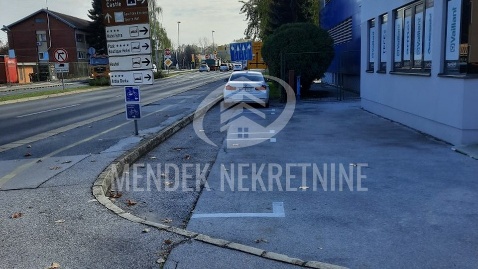 Commercial Property, 62 m2, For Rent, Varaždin - Banfica