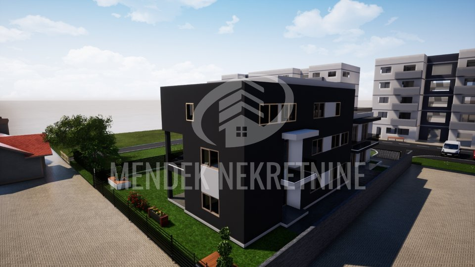 Apartment, 95 m2, For Sale, Varaždin - Bronx