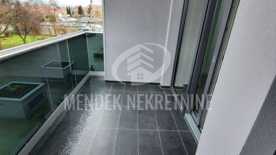 Apartment, 78 m2, For Rent, Varaždin - Centar