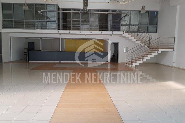 Commercial Property, 300 m2, For Rent, Čakovec - Sajmište