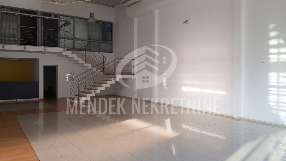 Commercial Property, 300 m2, For Rent, Čakovec - Sajmište