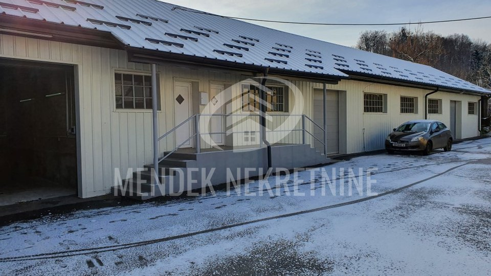 Commercial Property, 200 m2, For Rent, Radovec