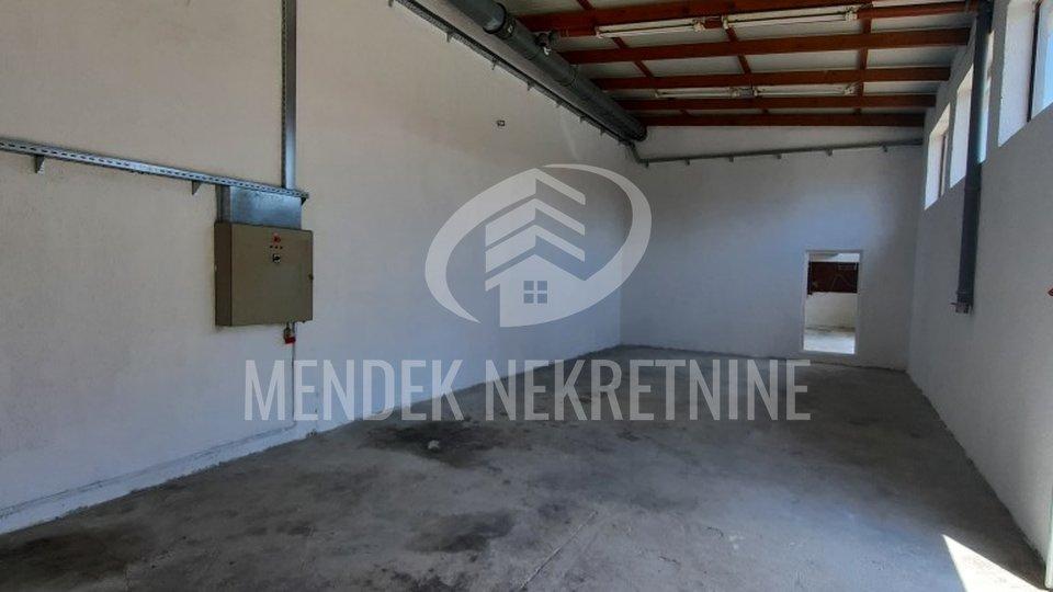 Geschäftsraum, 157 m2, Vermietung, Ljubešćica