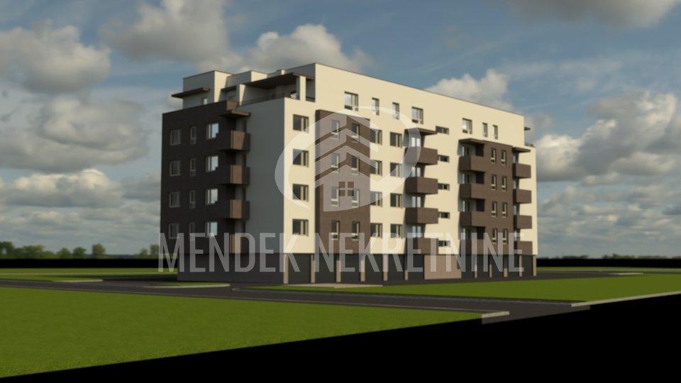 Apartment, 41 m2, For Sale, Varaždin - Grabanica