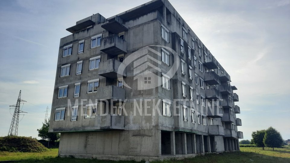 Wohnung, 52 m2, Verkauf, Varaždin - Grabanica