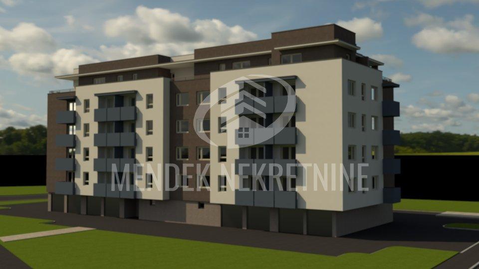 Appartamento, 51 m2, Vendita, Varaždin - Grabanica
