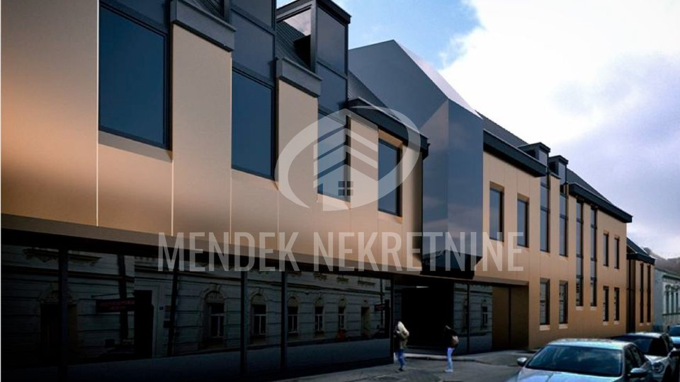 Commercial Property, 302 m2, For Rent, Varaždin - Centar