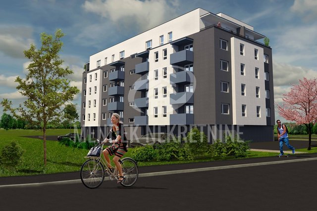 Stanovanje, 74 m2, Prodaja, Varaždin - Grabanica