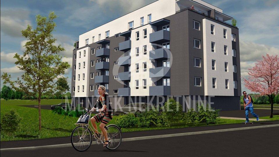 Apartment, 74 m2, For Sale, Varaždin - Grabanica